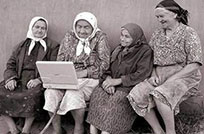 laptop women